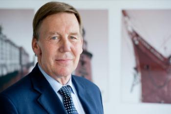 Portrait RA Dr. Weniger